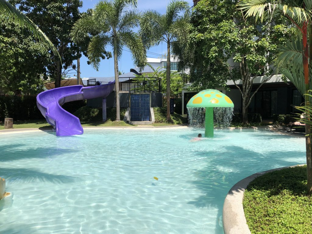 Holiday Inn Resort Krabi Review (Thailand) kids pool