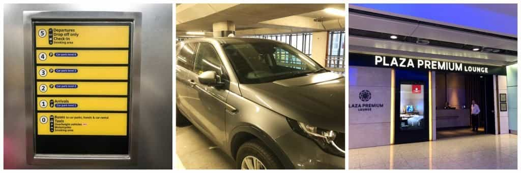 SkyParkSecure Airport car parking review