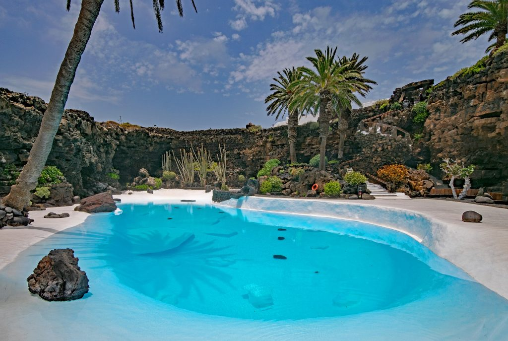 jameos del agua, Lanzarote With Kids
