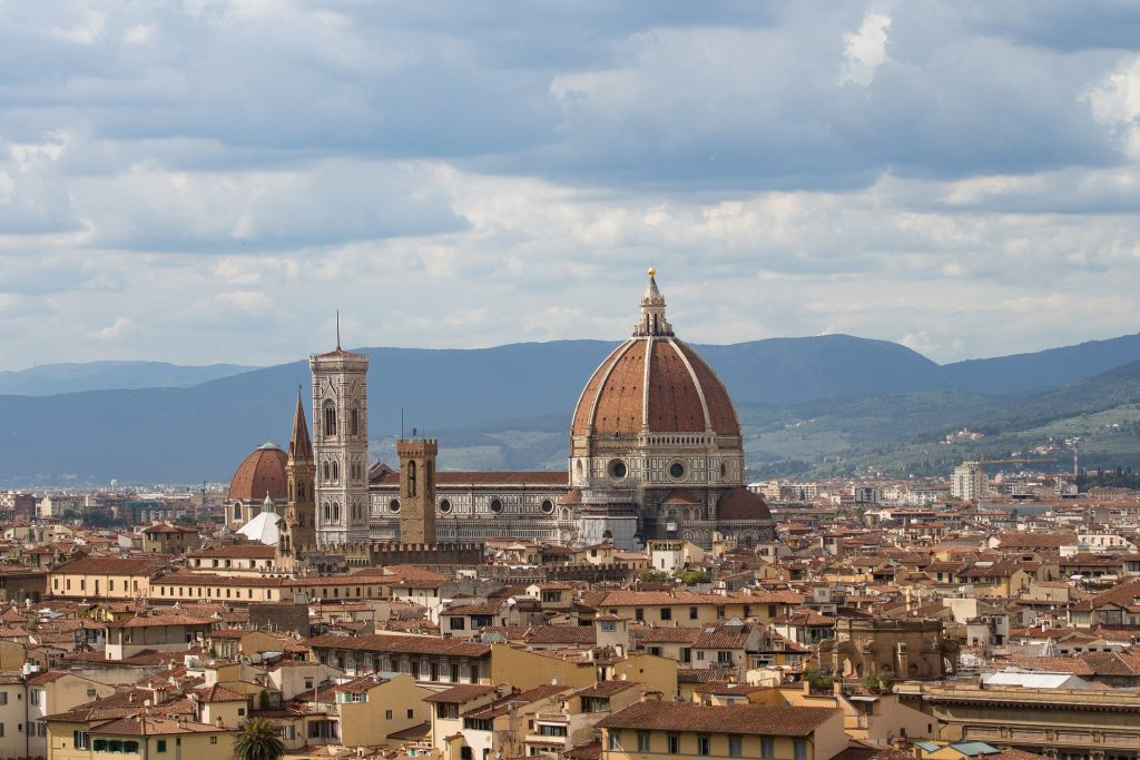 Italy With Kids, Florence With Kids