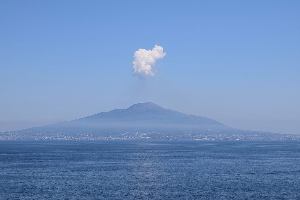 Italy With Kids, vesuvius, Naples with kids