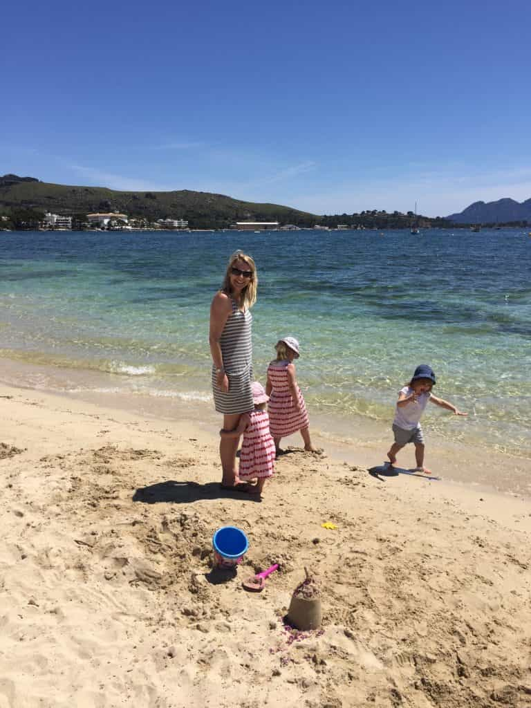 Pollensa beach, Majorca,Top Beach Destinations For Families