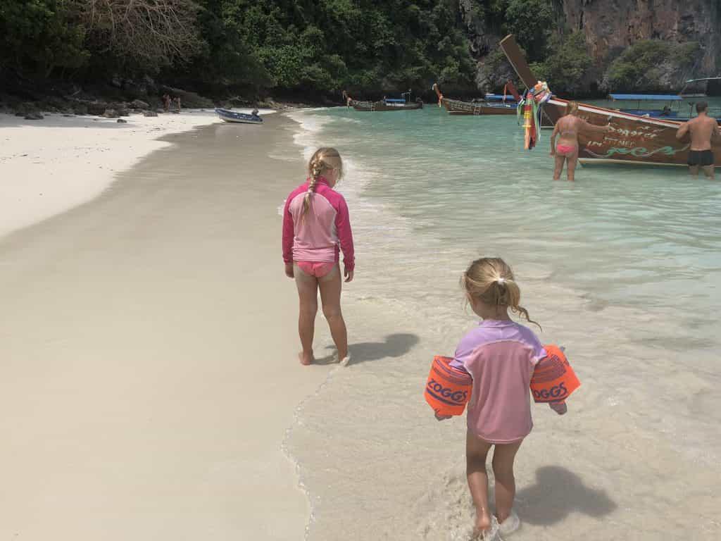 Koh Jum Thailand With Kids, monkey island
