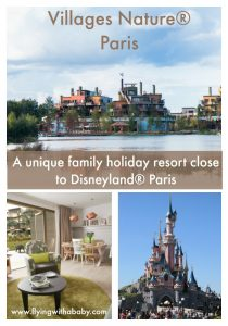 Villages Nature® Paris - A unique family holiday resort close to Disneyland® How does an eco friendly family holiday resort within easy reach of the UK, 6km from Disneyland® Paris with a tropical aqua park paradise; an adventure forest; a spa for parents; natural lake with a beach for sunny days; a farm where kids can collect chicken eggs, look after the goats and ponies; a fun indoor play area, kids' & baby club; restaurants & shops sound? There is so much more too! #centerparcs, #villagesnature #disneylandparis #familytravel #pariswithkids #travelwithkids
