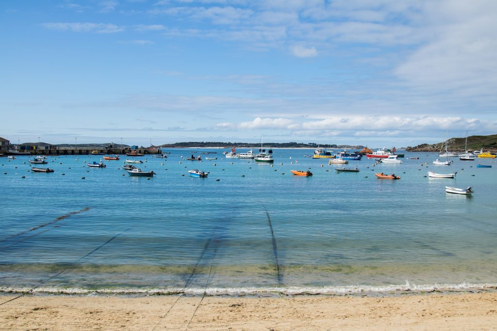 Top Beach Destinations For Families, Isles of Scilly, Cornwall
