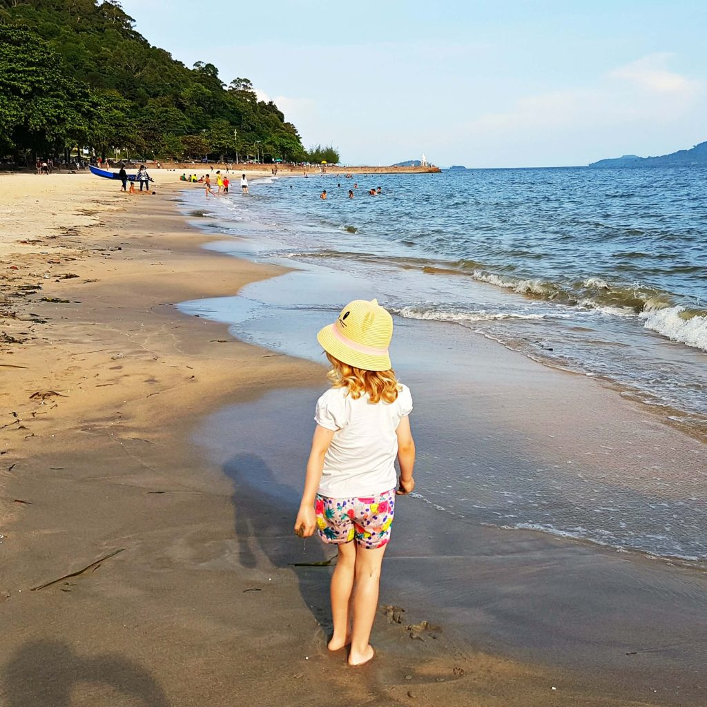 Cambodia With Kids, kep
