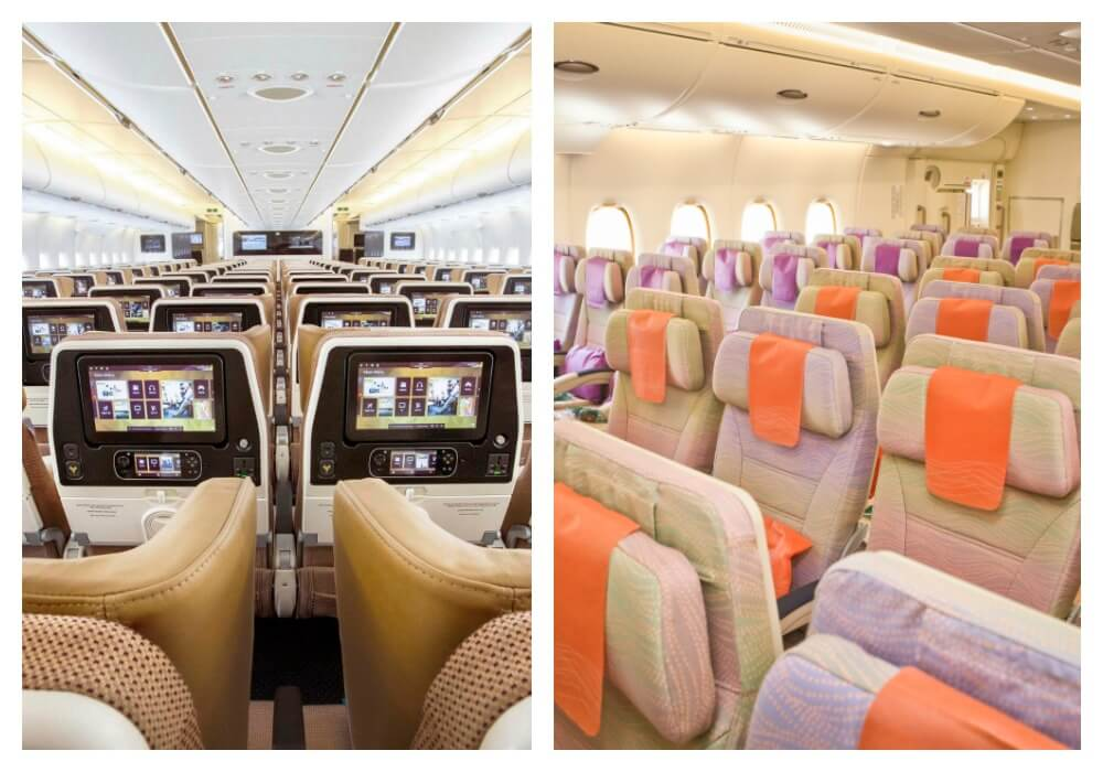 Emirates Vs Etihad Emirates Or Etihad Economy Class How Do They