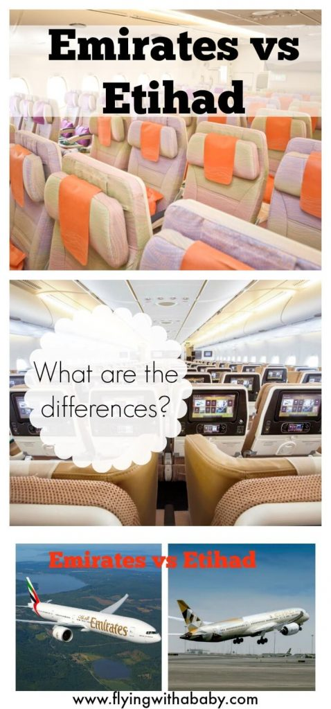 Emirates vs Etihad, With both airlines flying similar routes with hubs in the UAE; Emirates in Dubai and Etihad in Abu Dhabi, there is only a short distance between the 2 cities, allowing passengers to choose the airline which best fits their price and schedule. However, if it's all very similar, who do you choose? Is there really much difference in terms of their economy cabin? #emiratesairline #etihad #emirates #hellotomorrow
