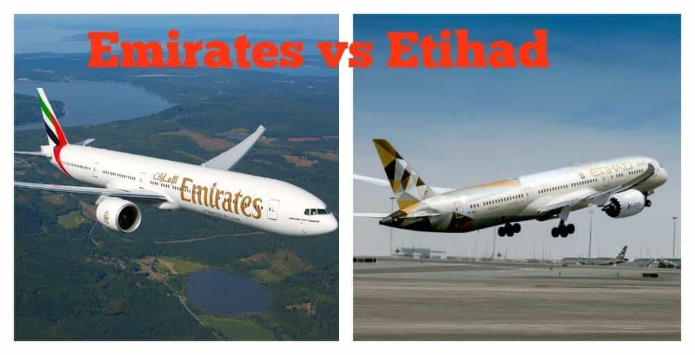 Emirates vs Etihad