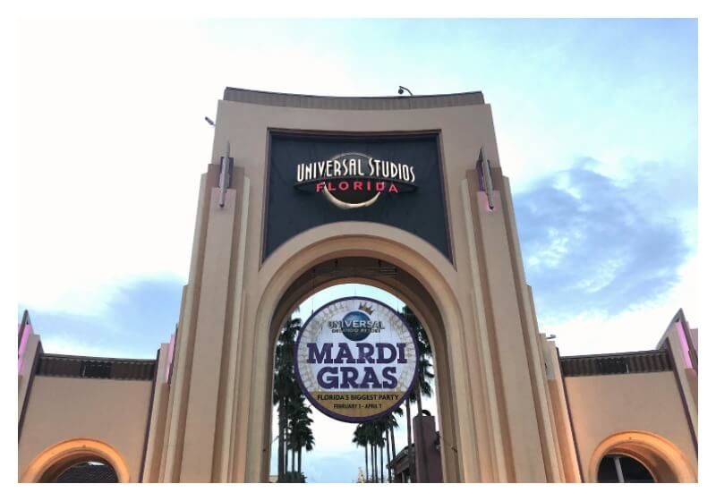 Can You Bring Food Into Universal Studios Orlando