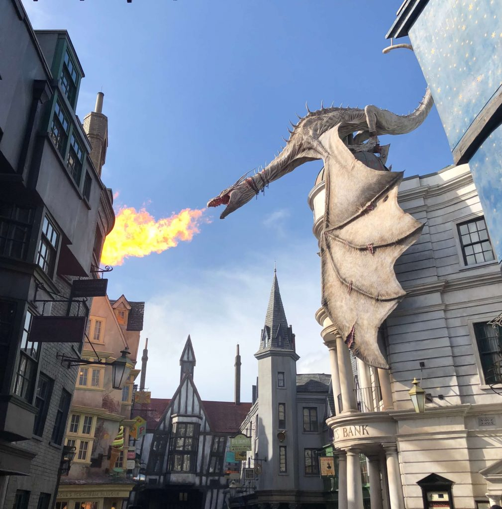 Universal Studios Orlando Tips, harry potter, Diagon Alley