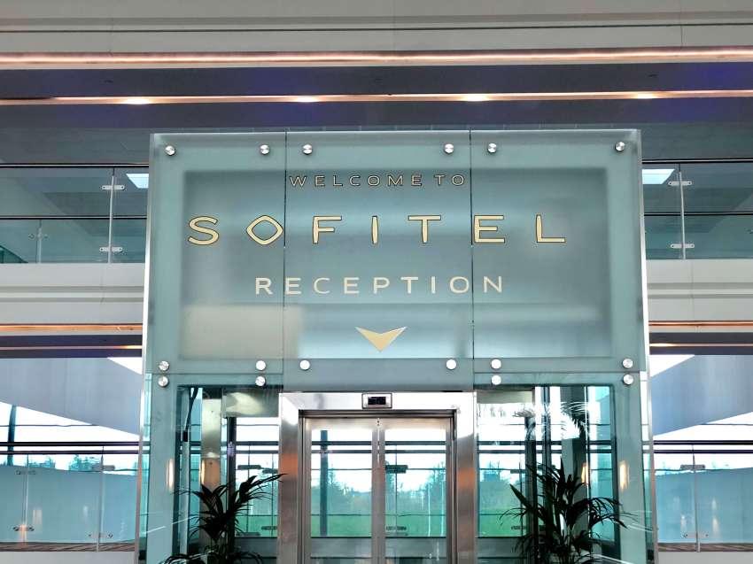 Sofitel Heathrow Review