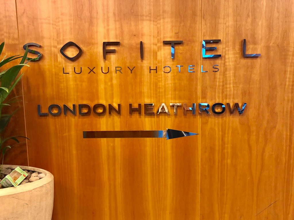 Sofitel Heathrow Review