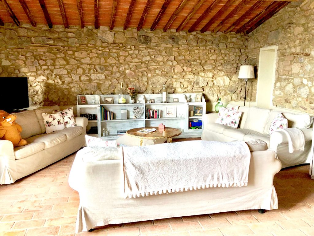 villa in tuscany with private pool