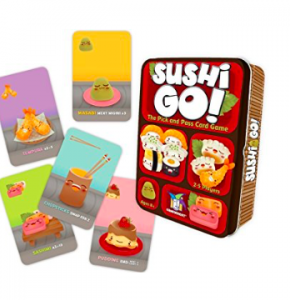 Best Travel Games | Travel Toys For Kids, sushi go
