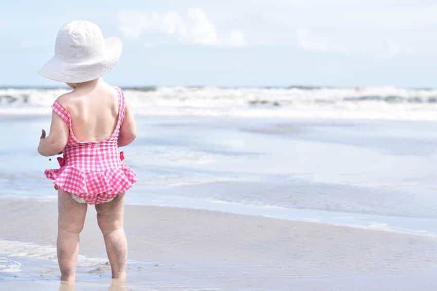 Staying Safe In The Sun, Sun care tips, Best Sunscreen for Babies With Eczema
