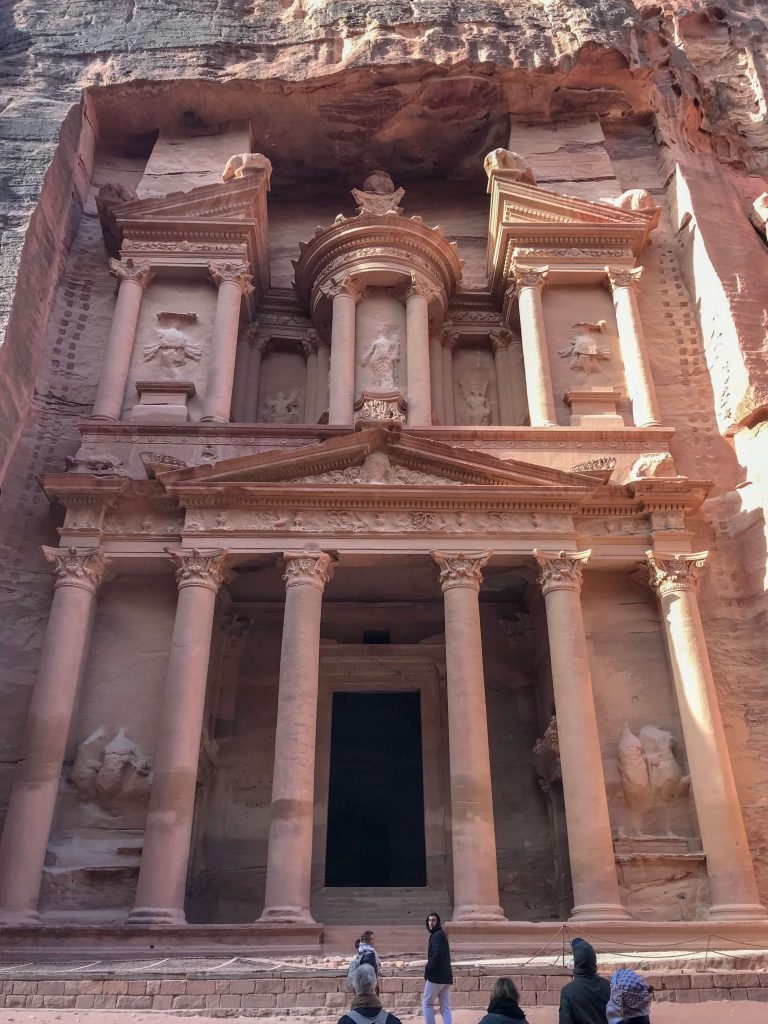 Jordan With Kids, the treasury