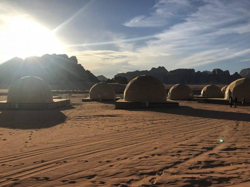 Camping in Wadi Rum, Jordan With Kids
