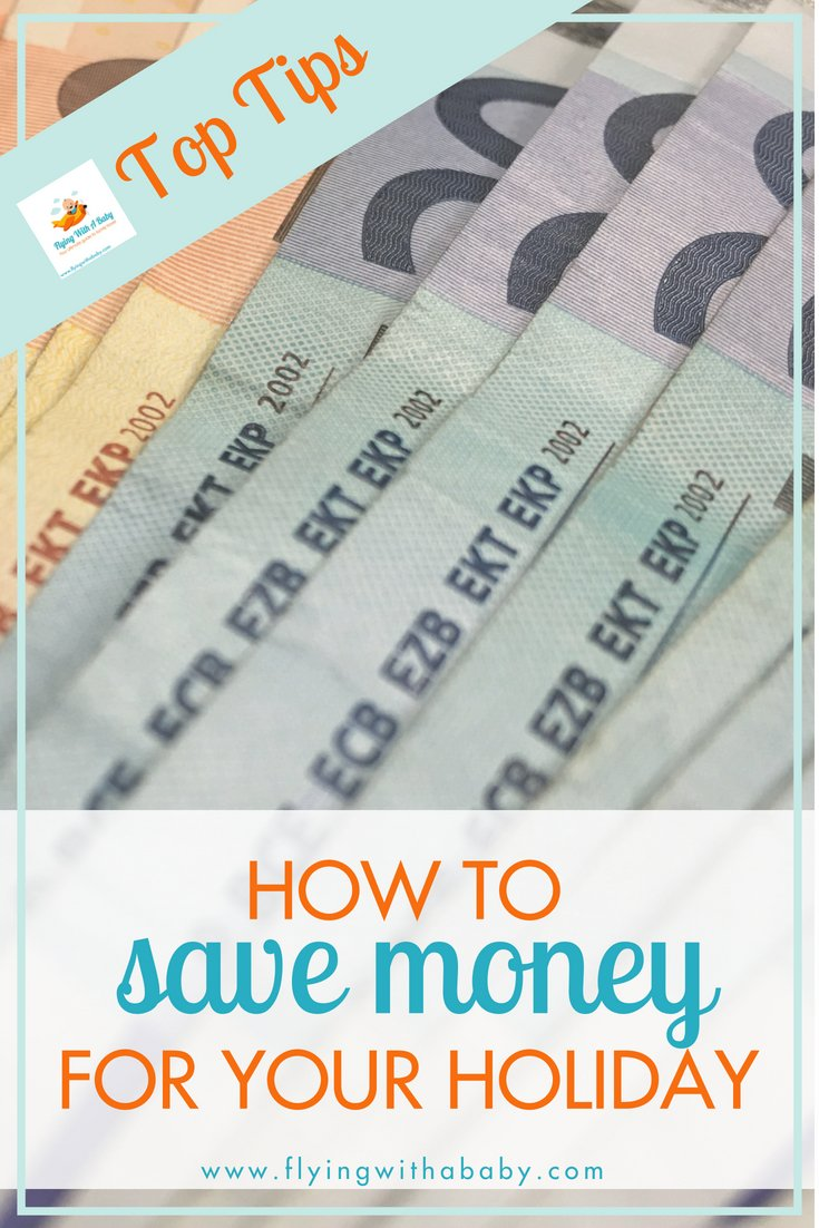 How to save money for your holiday or staycation #moneytips #budget