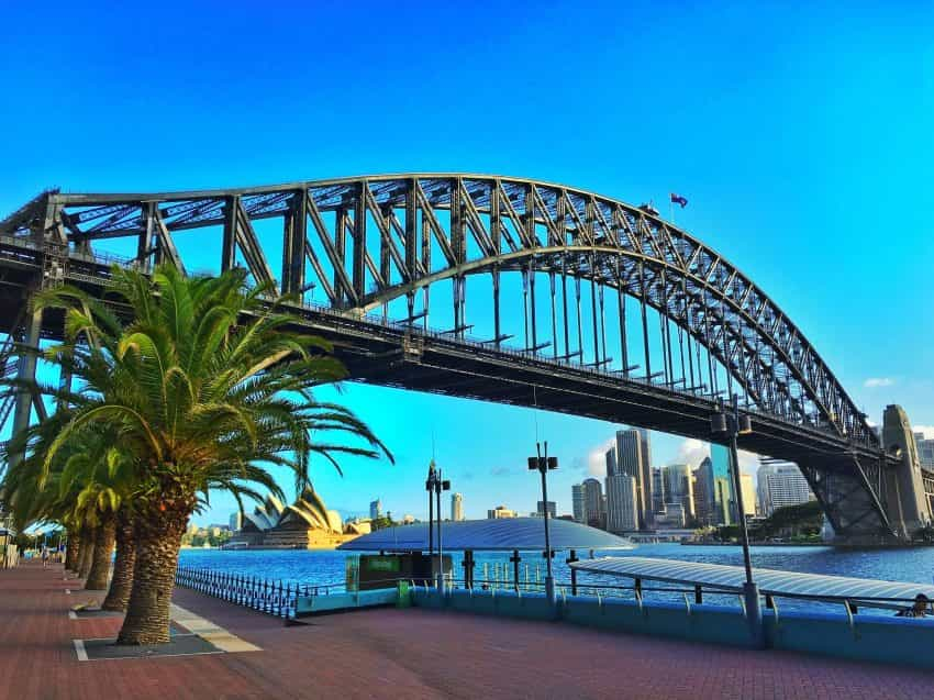 Things To Do In Sydney With Kids, sydney harbour bridge