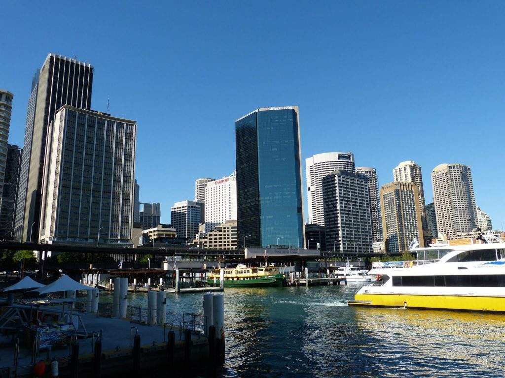 Things To Do In Sydney With Kids, ferry to Manly
