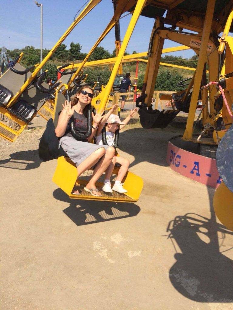 Diggerland Days Out With The Kids In Kent, Diggerland Kent Days Out With The Kids In Kent