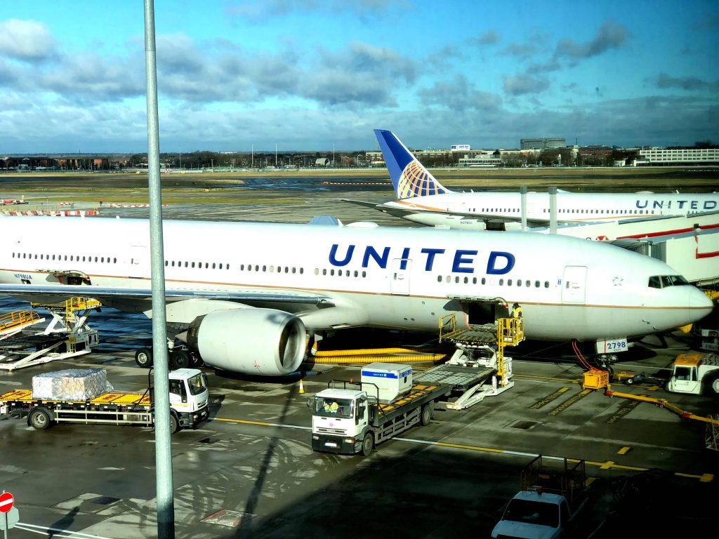 United Airlines Economy Review B767 London To Chicago