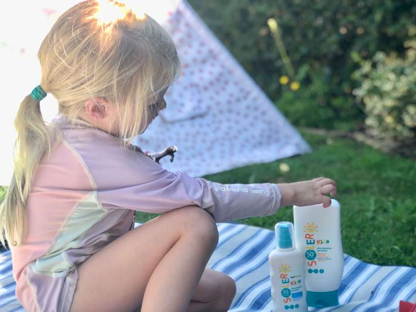 affordable sunscreen Solero