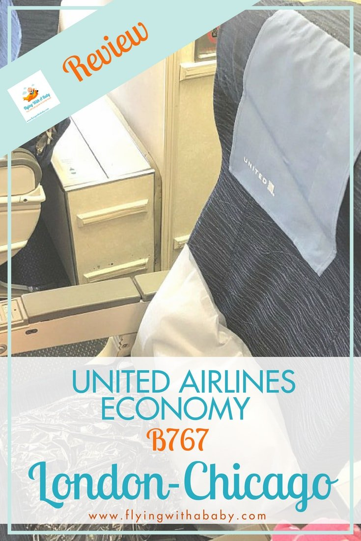 United Airlines Economy Review on the B767 - detailing seat information, amenities provided, food and what to expect on a long haul flight with kids. #familytravel #flyingwithkids #UnitedAirlines