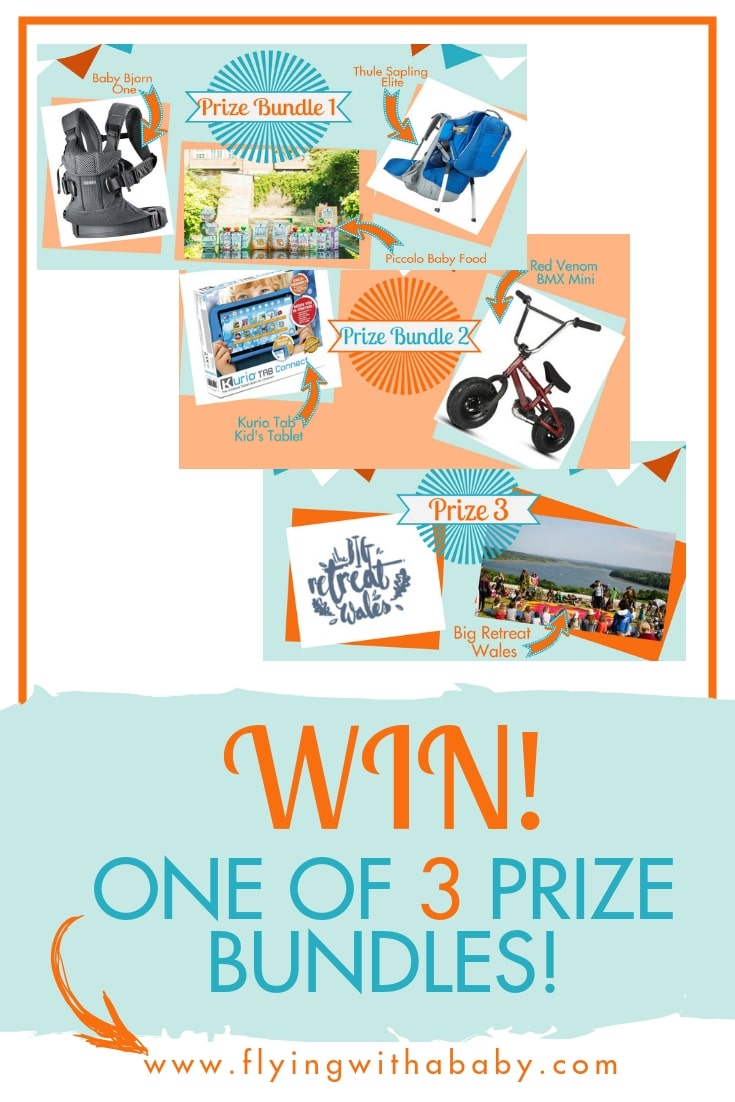 Prize bundle giveaway