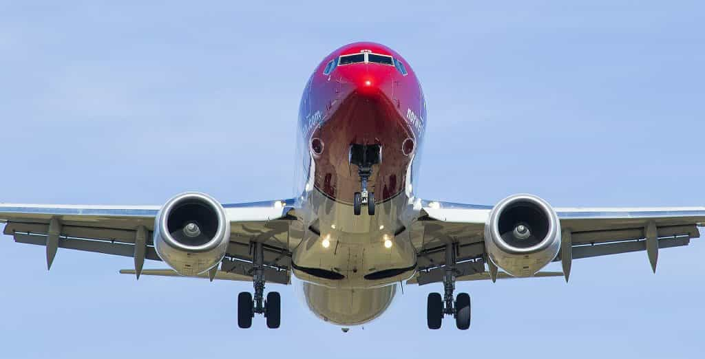 Norwegian airlines review long haul