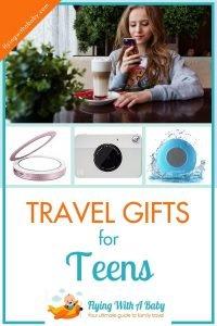 Travel gifts for teens #familytravel #christmas #birthday #present