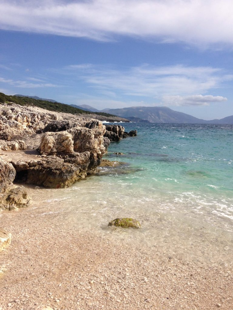 kefalonia with kids