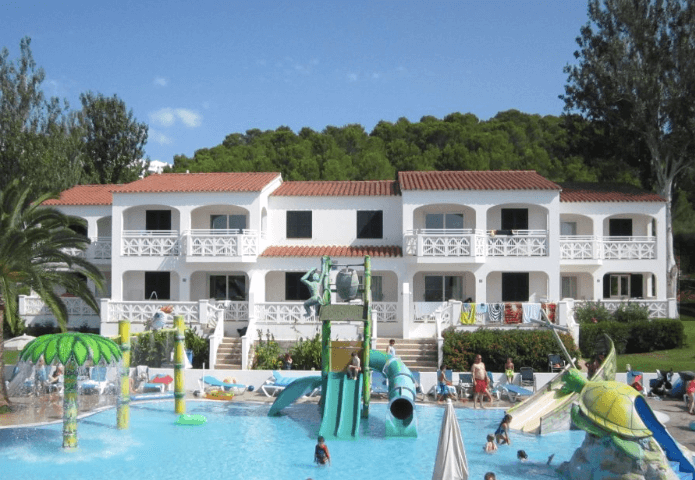 Mestral and Llebeig, Santo Tomas 3* All Inclusive Family Resorts with 2 Bedroom Suites
