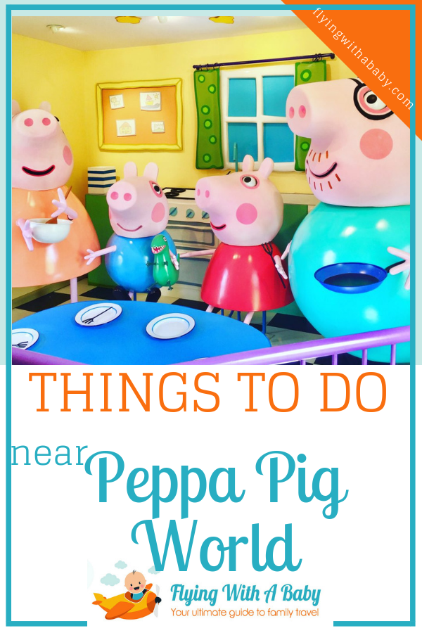 Things To Do Near Peppa Pig World #hampshire #newforest #dorset
