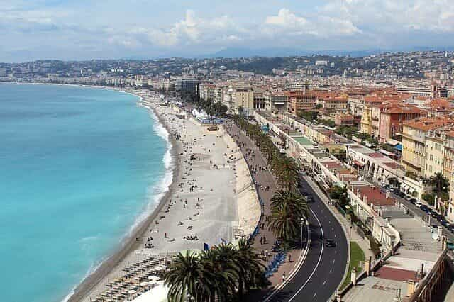 Promenade des Anglais, City Breaks With Kids - Things To do In Nice With Kids