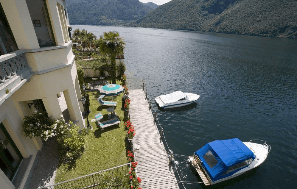 San Mamete, one bed apartment for families, Lake Maggiore