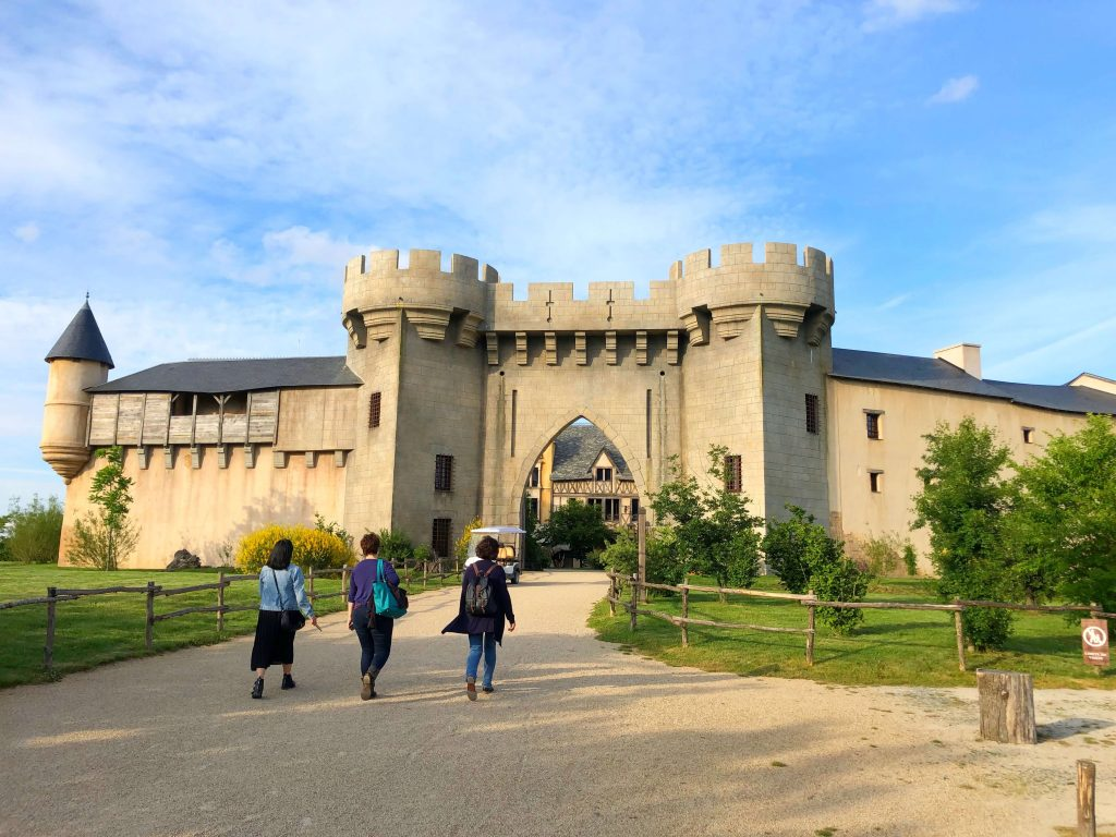 La Citadelle, Puy du Fou with kids