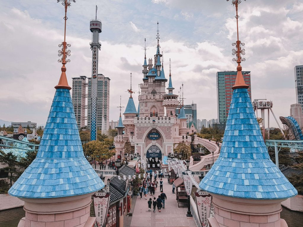 Lotte World - Seoul