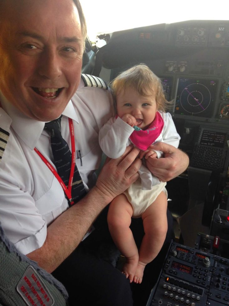 What To Expect On Board With Tips For Flying With A Baby.