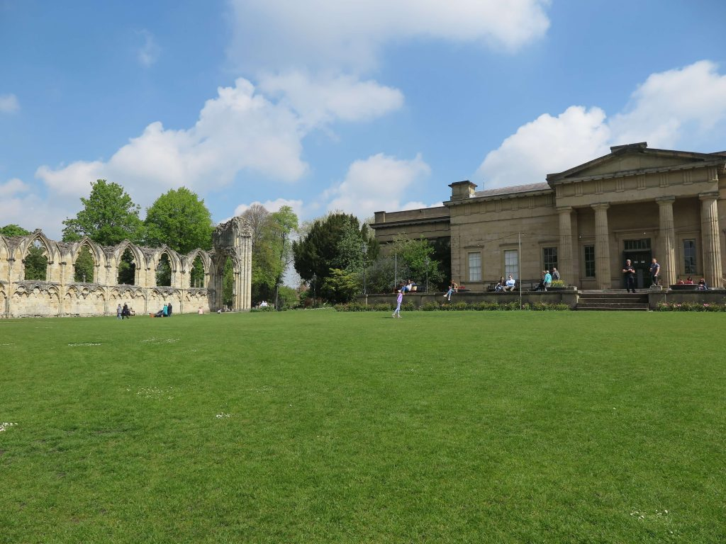 Things to do in York With Kids When it's Raining York Museum exterior and grounds