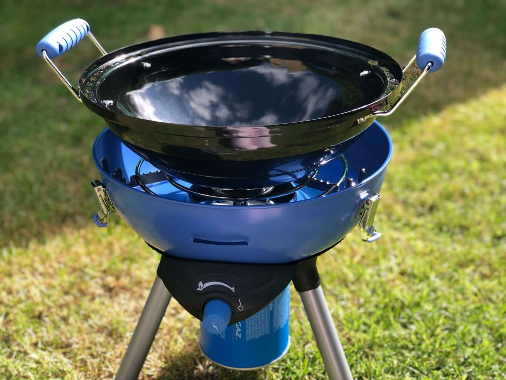 Campingaz Party Grill 400 CV with wok