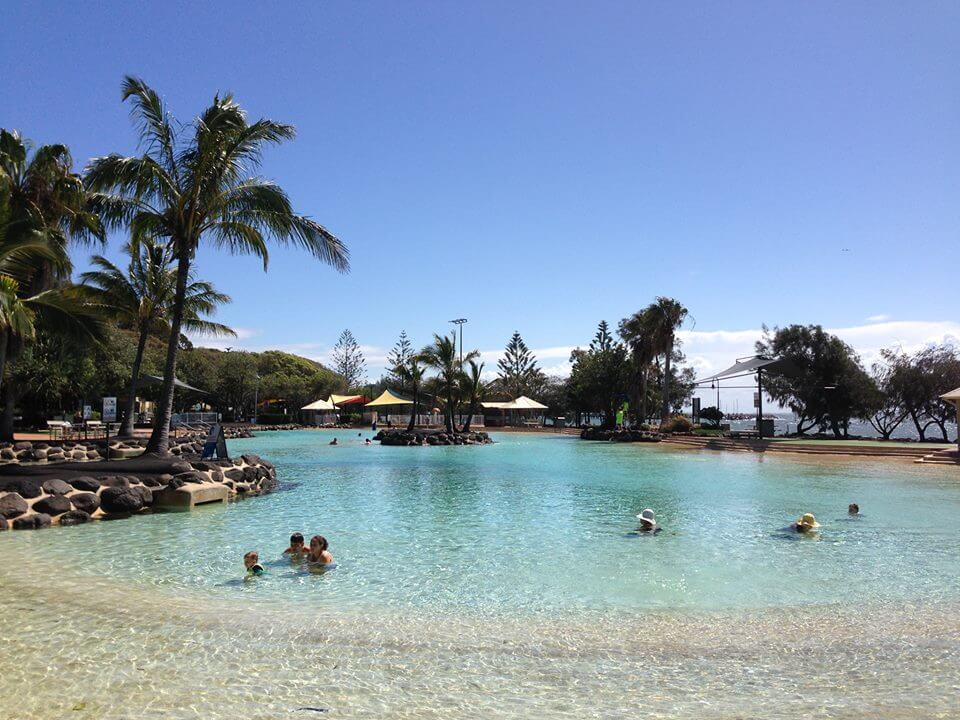 Things to do In Brisbane With Kids - redcliffe lagoon