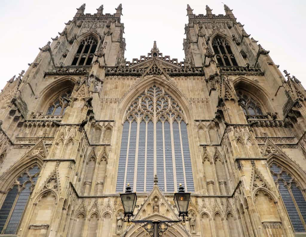 Things to do in York With Kids When it's Raining - York Minster