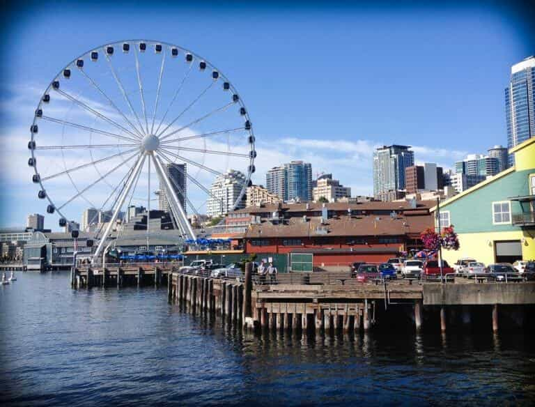 things to do in Seattle with kids, seattle waterfront