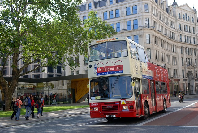 The Original Tour Hop on Hop Off Bus London