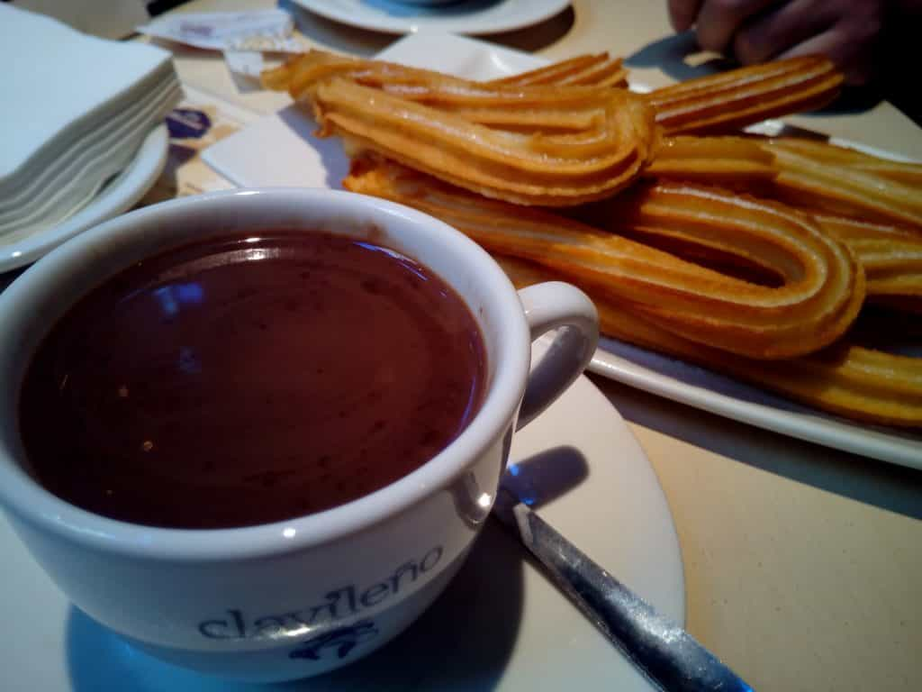 chocolate and churros! Things To Do in Madrid With Kids