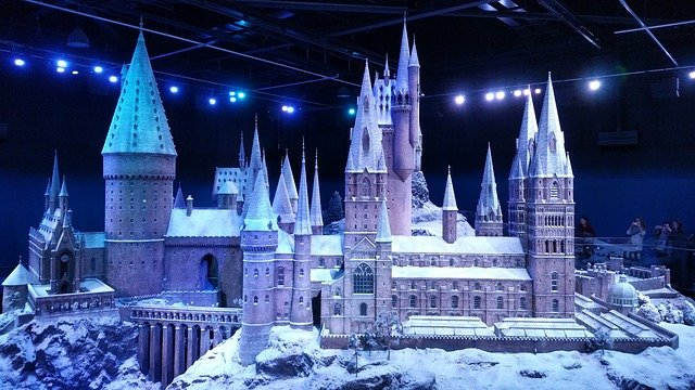 Harry Potter: Warner Brothers Studio Tour - Hogwarts