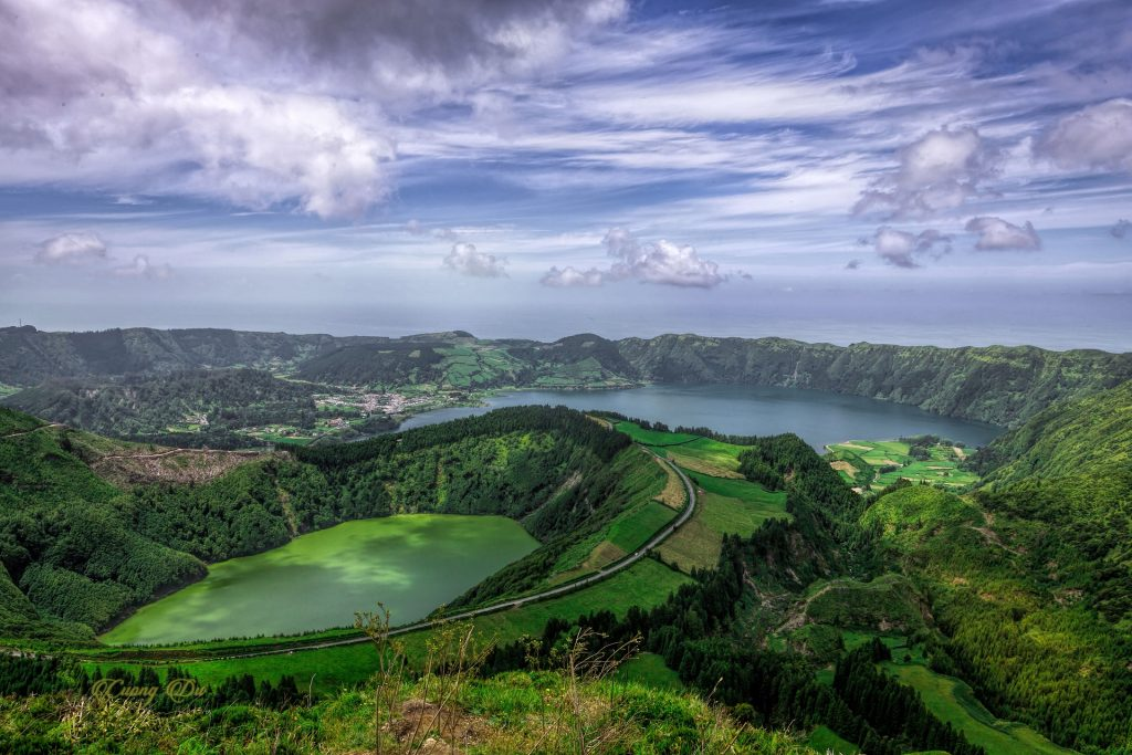 Where Is Hot In February Half Term? how about the Azores?