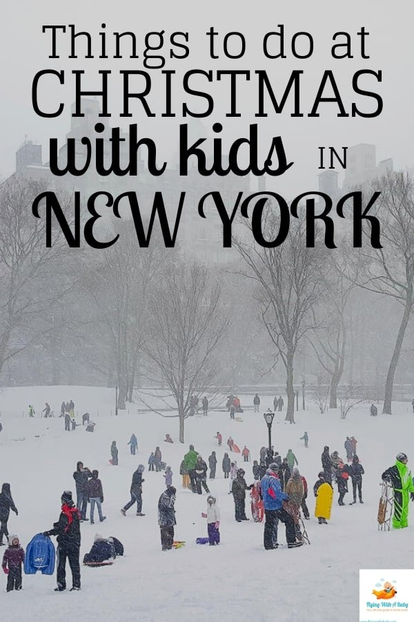 Magical And Festive Things To Do In New York At Christmas With Kids - Family Travel Tips Read on for some truly magical and festive things to in New York with kids over the holiday season- perfect for kids of all ages #NYC, #NewYork #NewYorkCity #CityBreak
